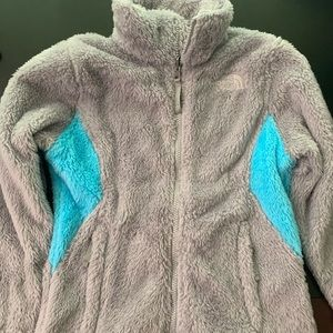 Girls North Face Fleece Size Small